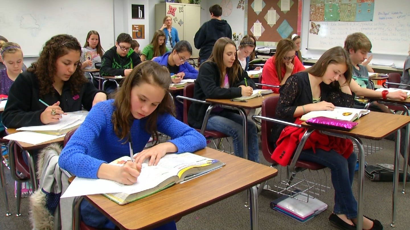 Volunteers Needed To Help Monitor State Testing At Tulsa Schools
