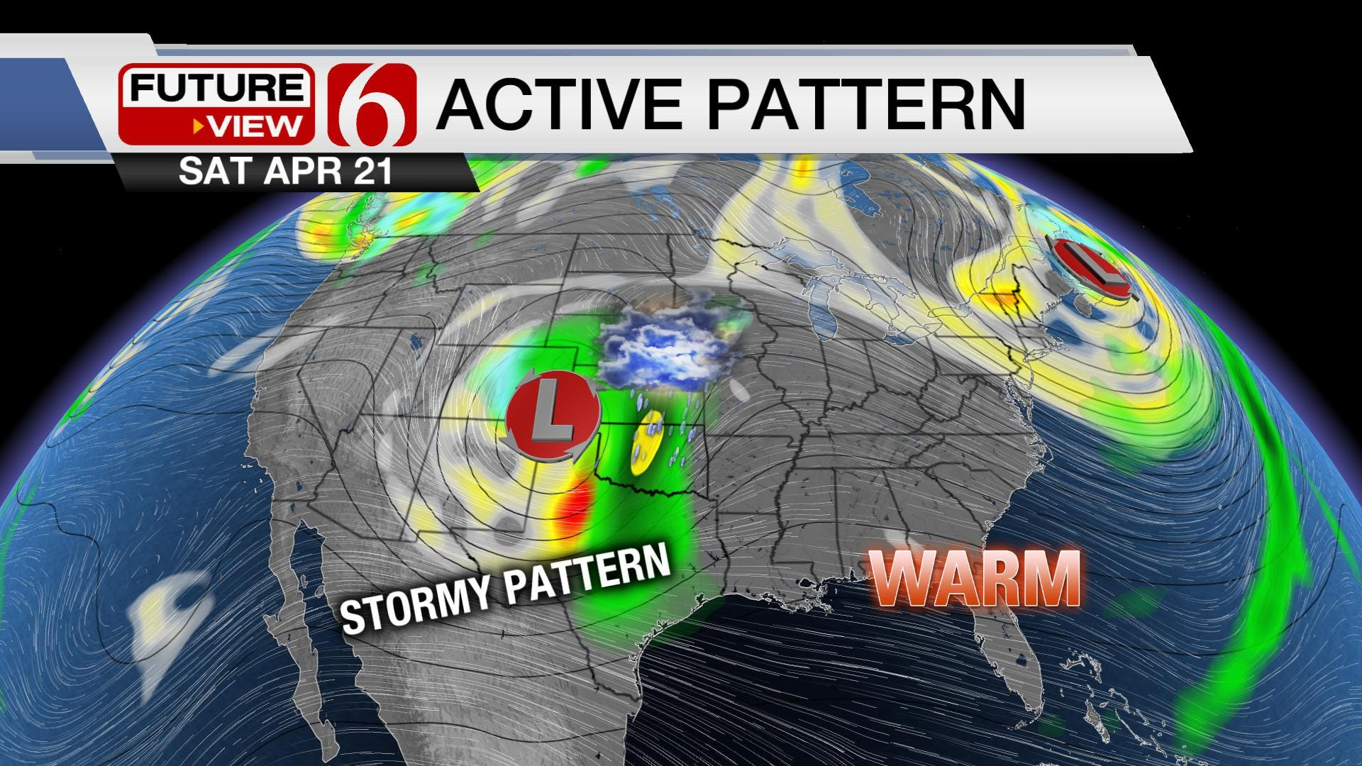 Weather Whiplash This Week