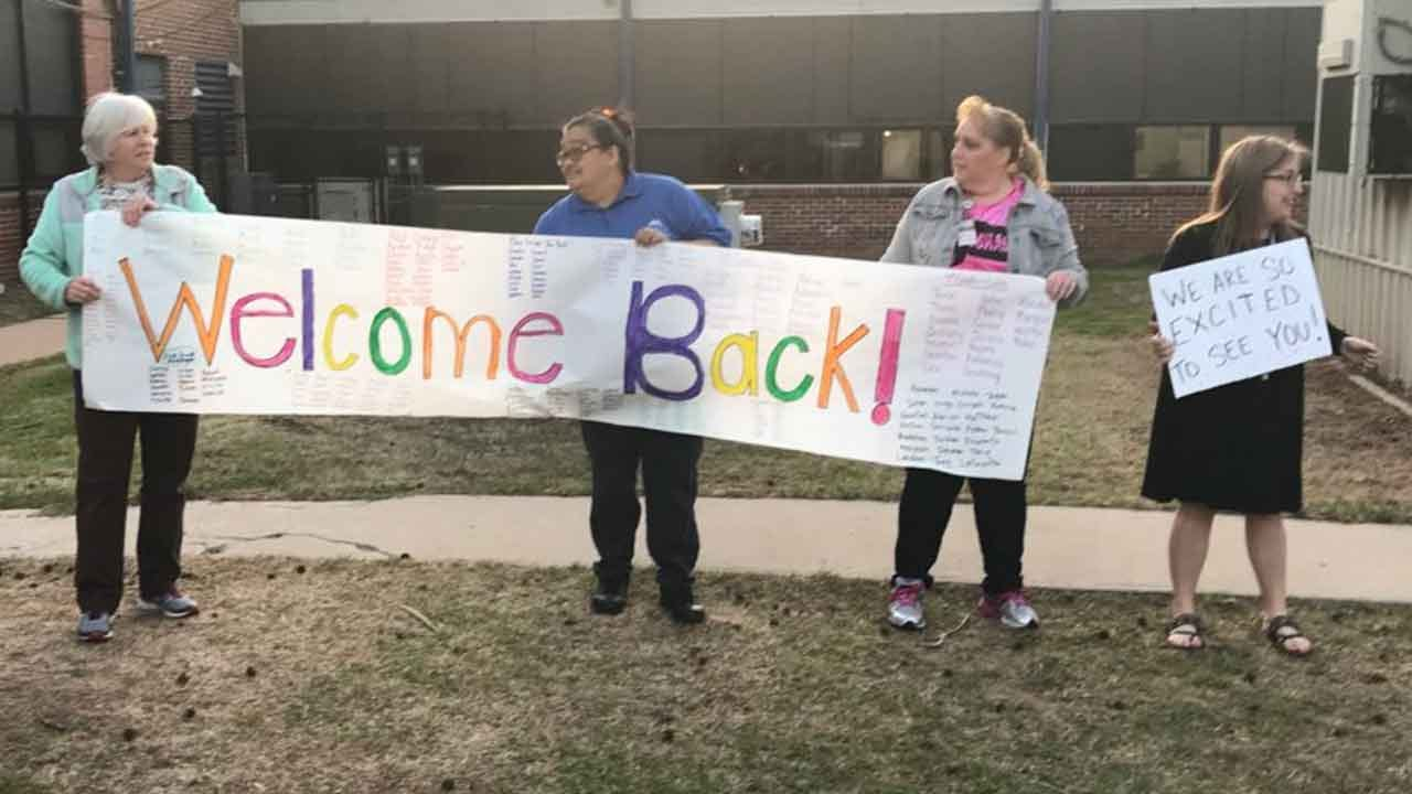 Tulsa Students Some Of Last To Return To School