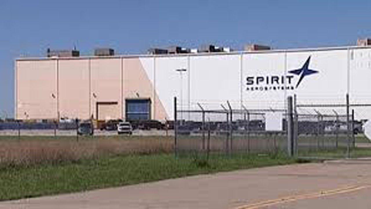 Crews Respond To Spirit AeroSystems Equipment Fire