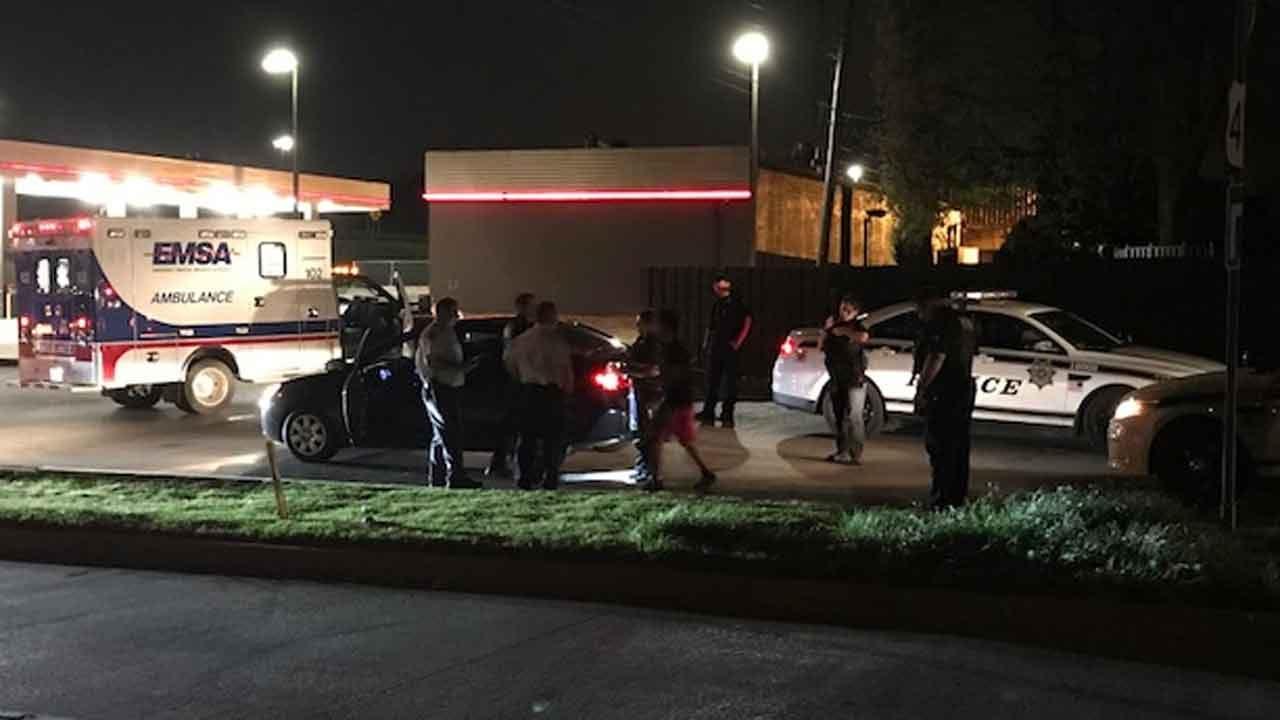 Man Beaten With Gun In Attempted Tulsa Robbery