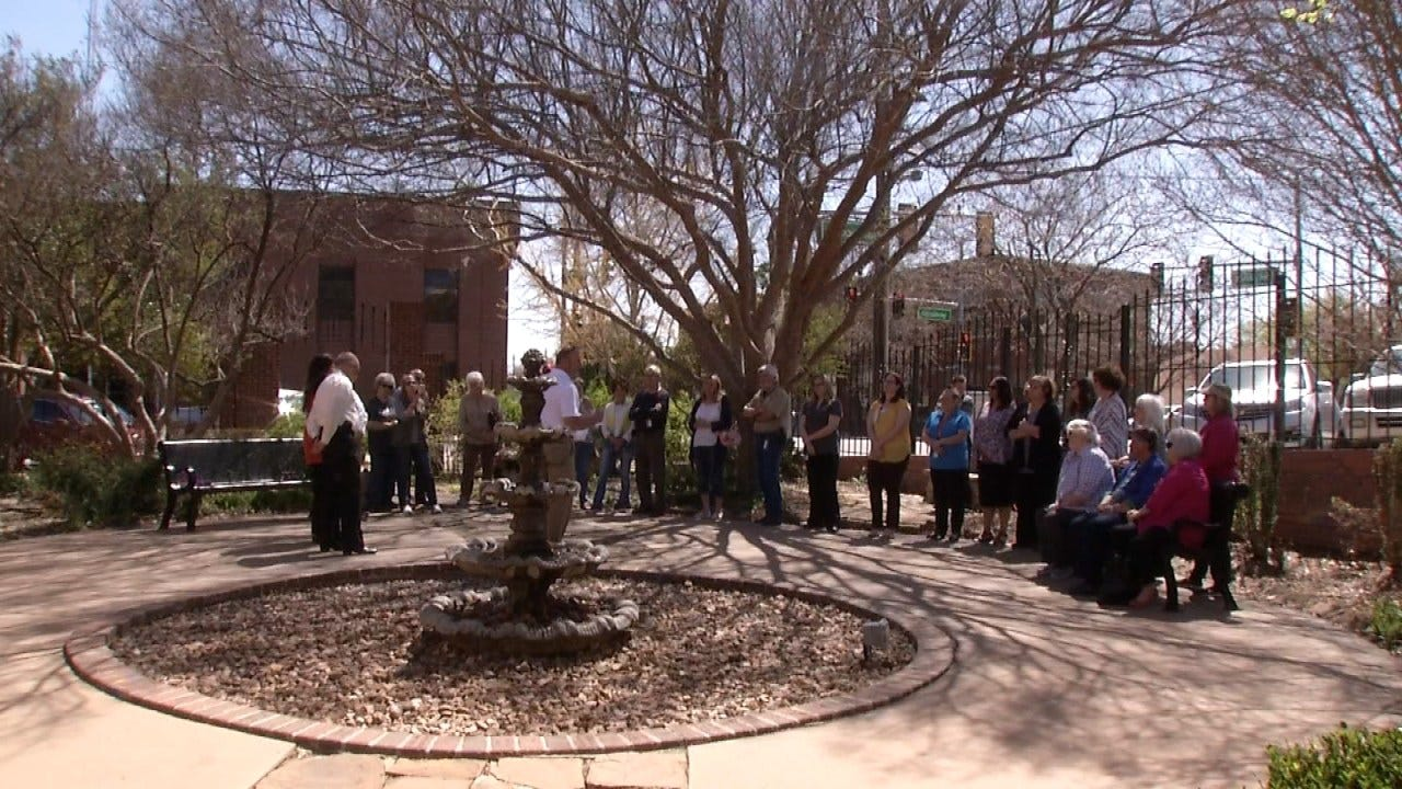 New Park In Sand Springs Dedicated To Former City Manager