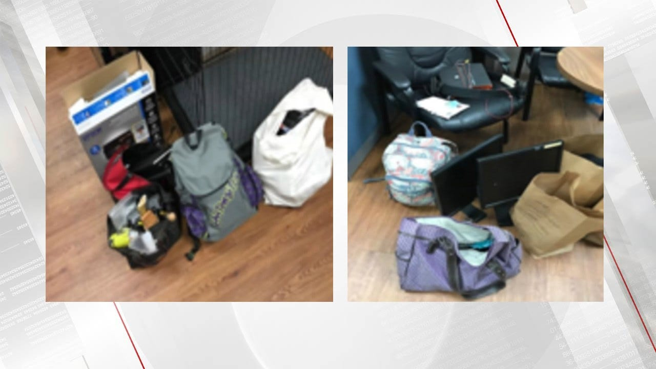 Three Arrested In Sequoyah County After Statewide Crime Spree