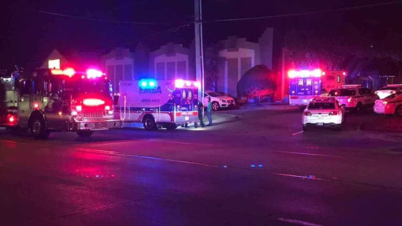 Tulsa Bar Fight Sends Two Men To The Hospital