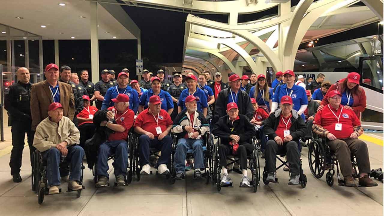 Tulsa-Area Warriors Head To Washington D.C.