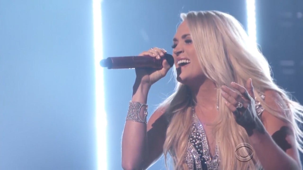 Carrie Underwood Announces New Album 'Cry Pretty'