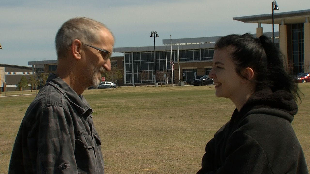 Green Country Dad Dreams Big For Daughter's Prom Date