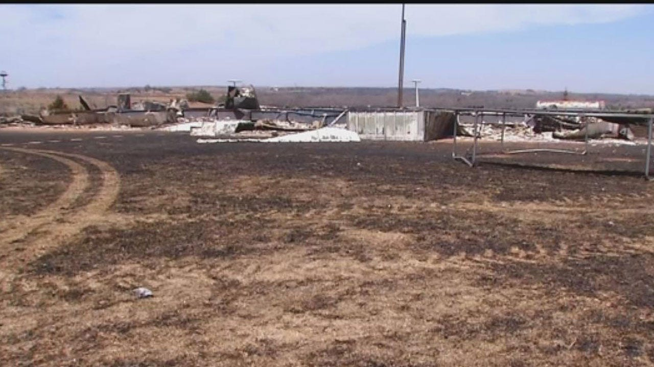 Officials Warn Of Wildfire Victim Donation Scams