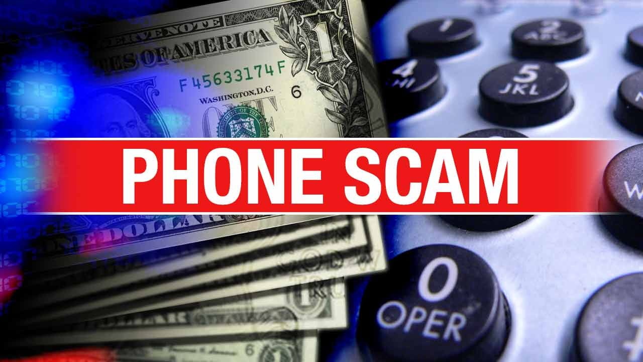 Phone Scam Impersonates Rogers County Sheriff's Office