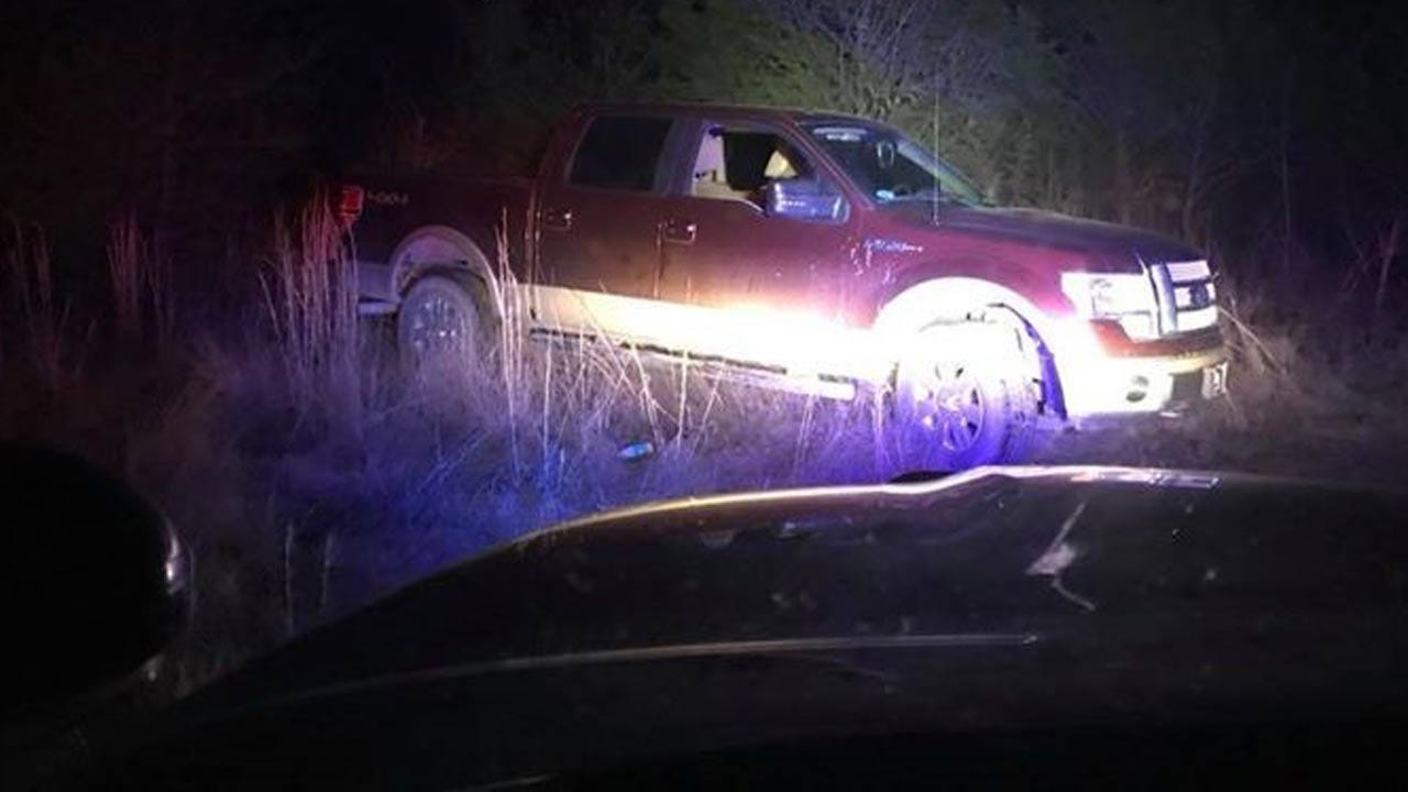 Stolen Truck Recovered In Haskell County