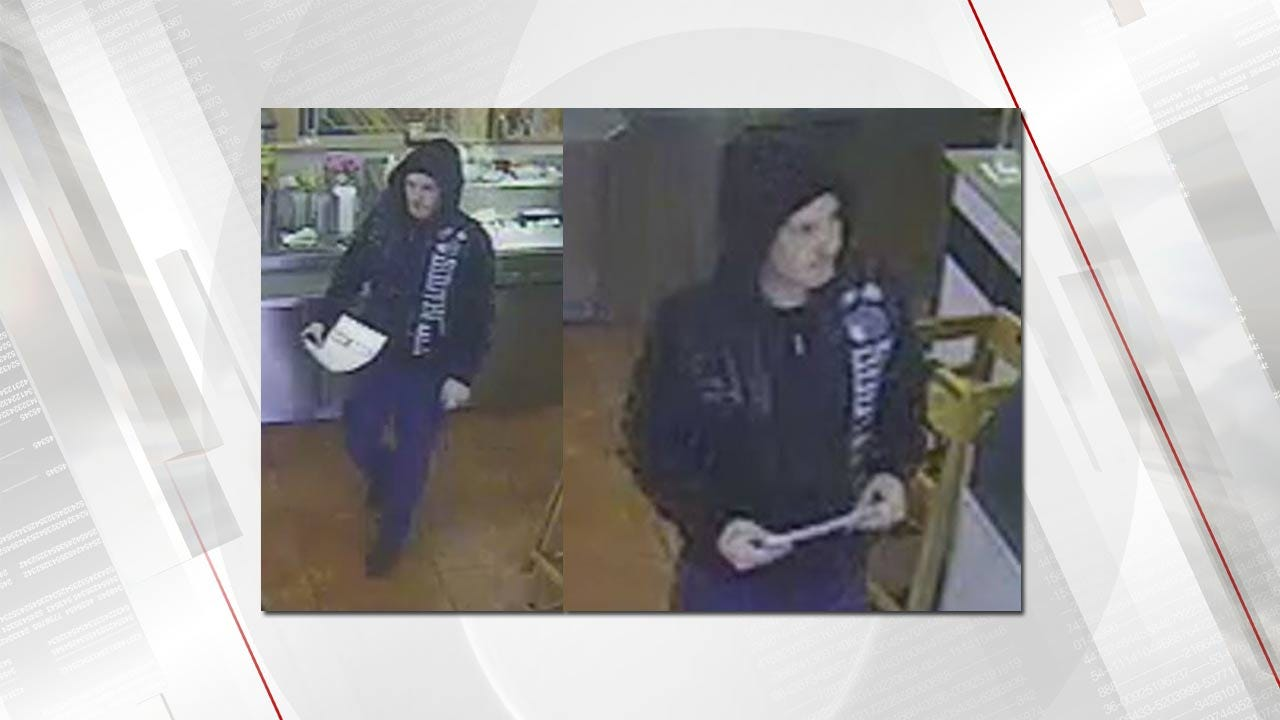 TPD: Man Asking For Job Application Steals Money From Tulsa Store, Twice