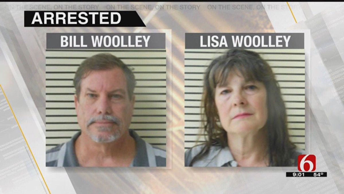 Wagoner County Couple Arrested For Abusing Young Relative, Deputies Say