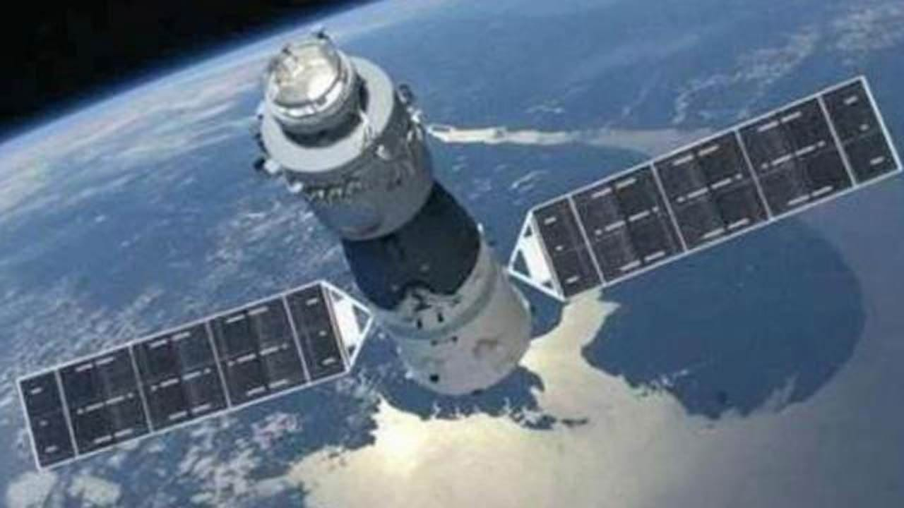 Chinese Satellite Falls To Earth, Mostly Burns Up