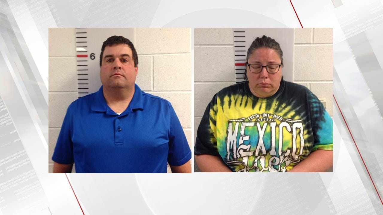 Former LeFlore County Emergency Management Director Arrested For Embezzlement, Wife Also In Custody
