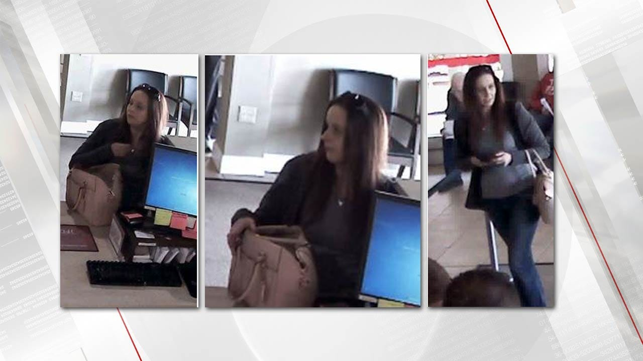 Police Seek To ID Person Of Interest In Jenks Fraud Case