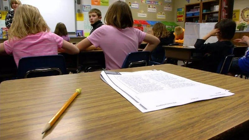 School Districts Close As OK Teacher Walkout Continues
