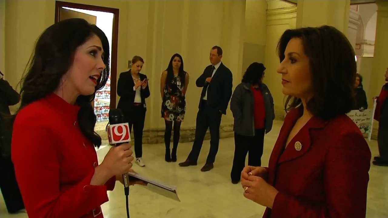 State Superintendent Joy Hofmeister Sits Down With News On 6