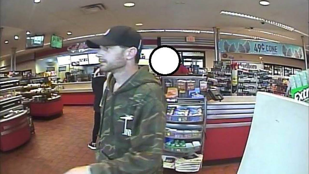 TPD Seeks ID Of Man In Credit Card Theft Investigation