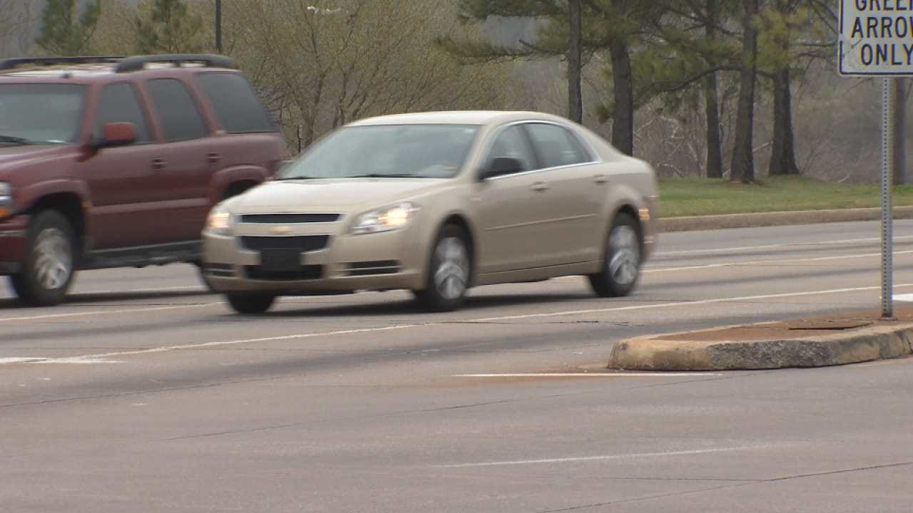 Tulsa Police Step Up 'Red Light' Enforcement In April