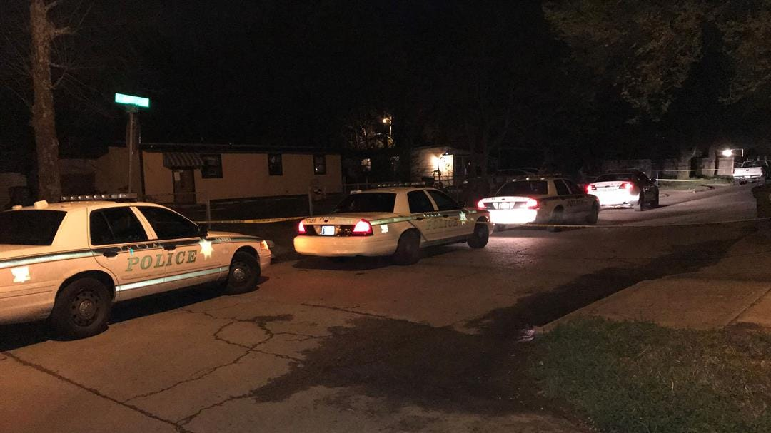 Woman Shot In Chest During Tulsa Home Invasion, TPD Says