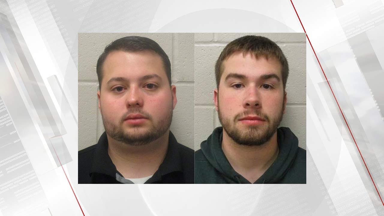 2 Washington County Firefighters Arrested For Starting Grass Fires
