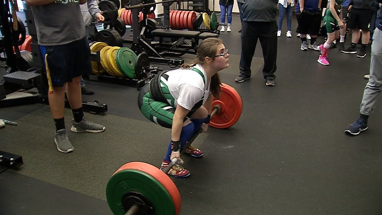Green Country Powerlifters Prepare For The Special Olympics Summer Games
