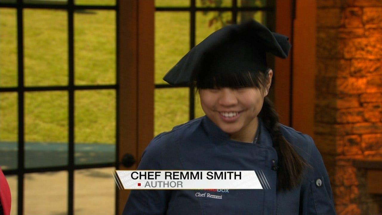 Tulsa Teen Chef Authors New Cookbook