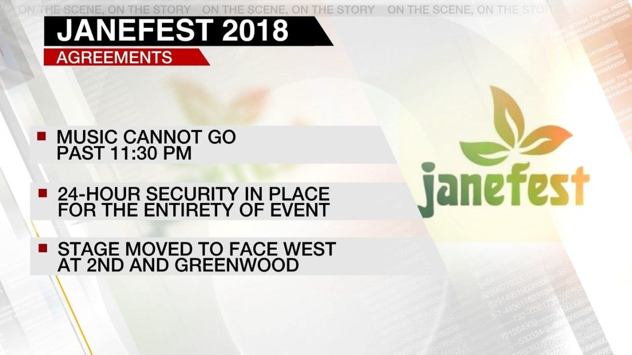 Tulsa's JaneFest 2018 Kicks Off Friday Evening
