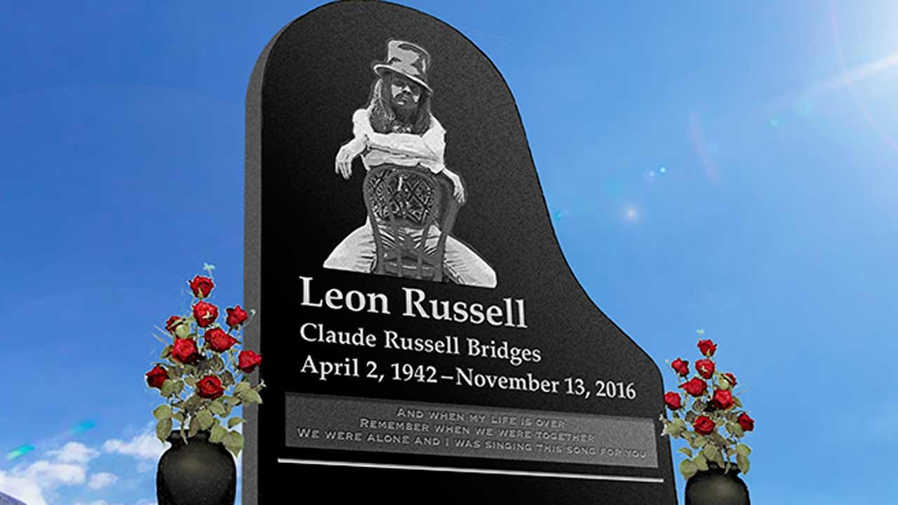 Leon Russell Monument Coming To Tulsa