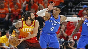 Thunder Lose To Jazz In Game 3 Of NBA Playoff 115 -102