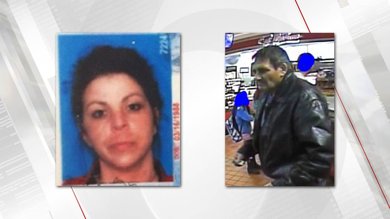 TPD Searches For Check Fraud Suspects