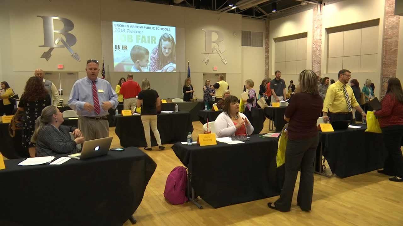 BA School Leaders Believe Teacher Walkout Will Help With Recruiting