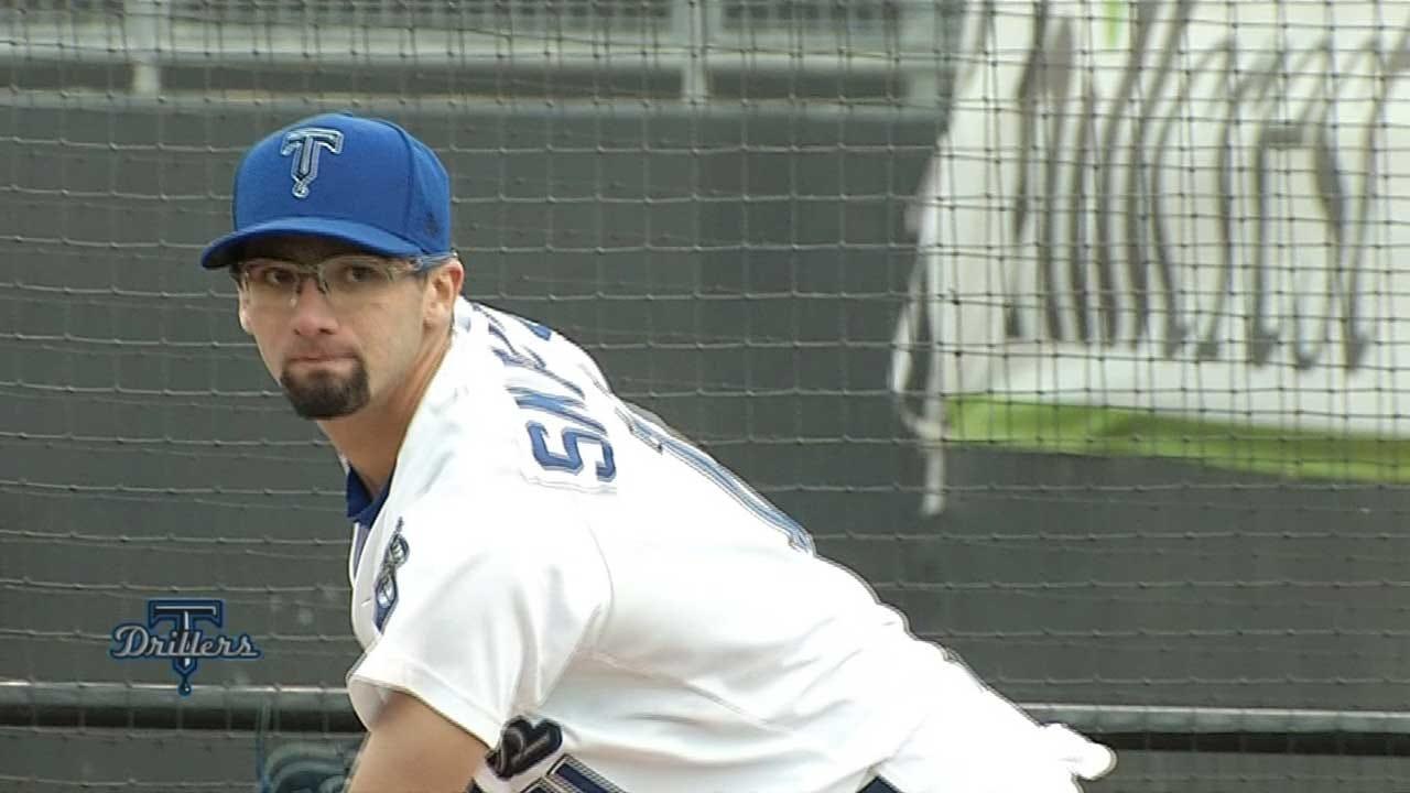 Tulsa Drillers Pitcher, Cancer Survivor Helps Kids Fight The Disease