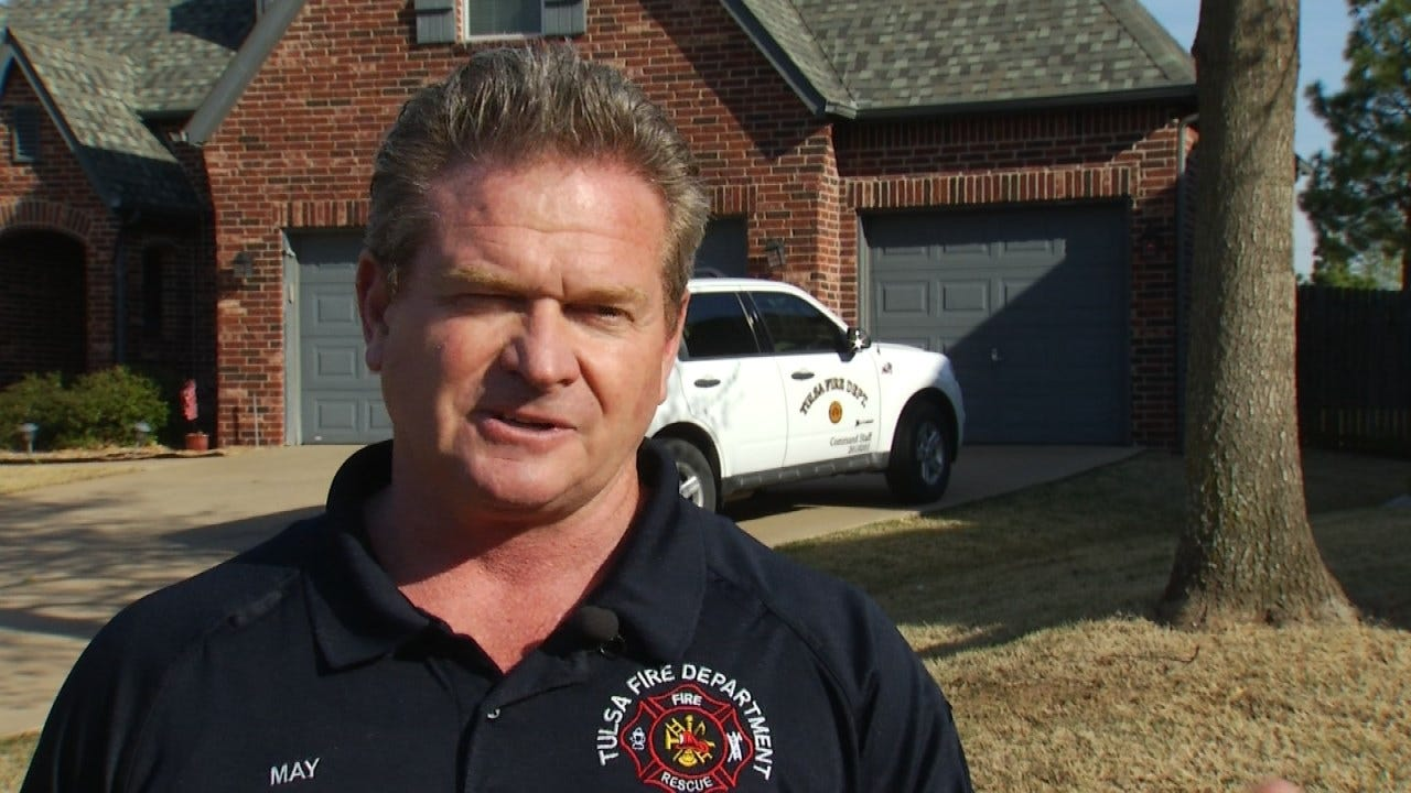 Tulsa Fire Captain To Run For State House Of Representatives