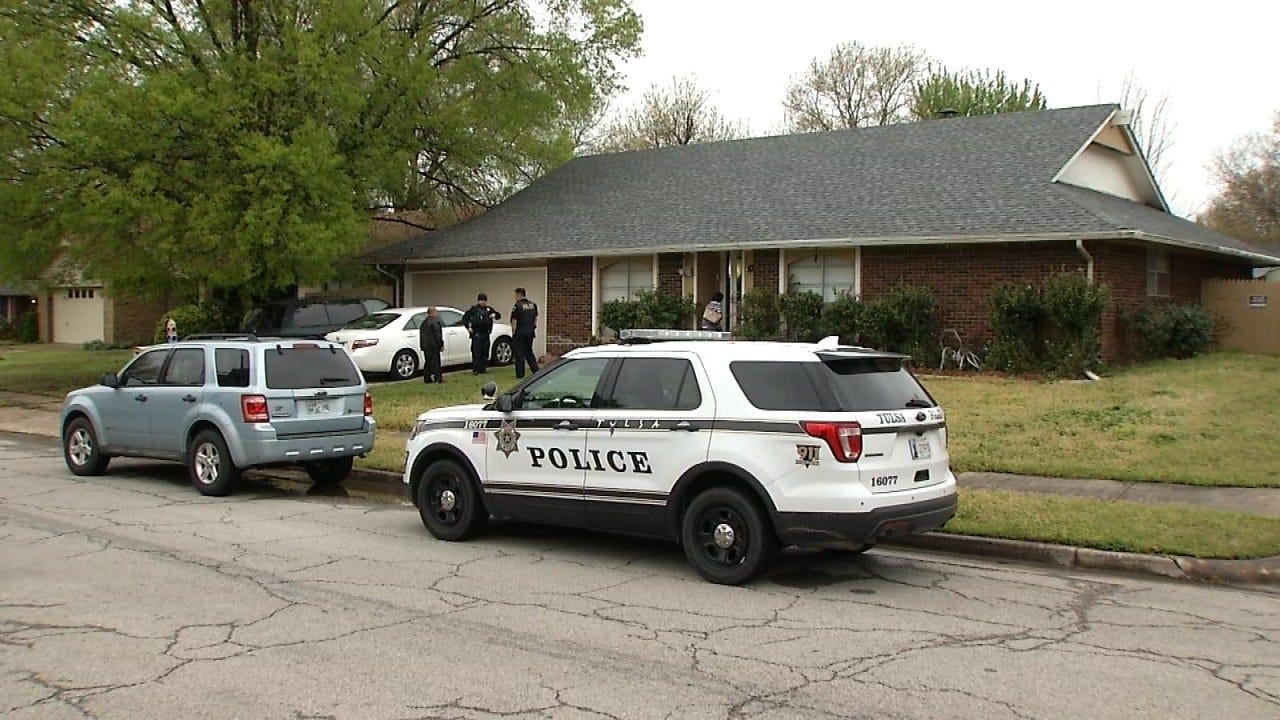 Tulsa Police Investigate Murder-Suicide