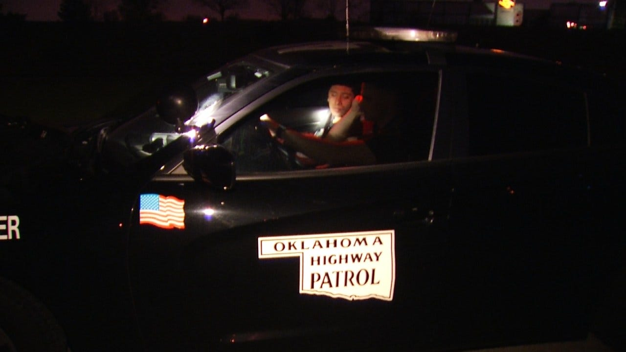 Tulsa Traffic Stop Leads To Altercation With OHP Troopers