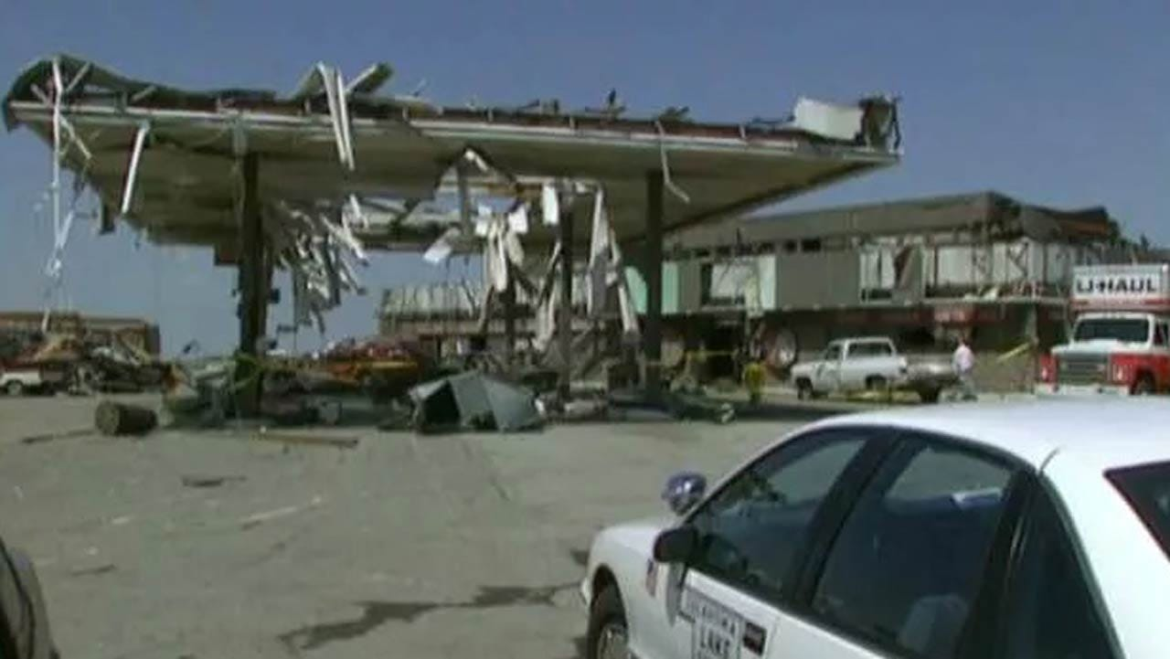 25 Years Since Two Tornadoes Struck Catoosa, Killing Seven