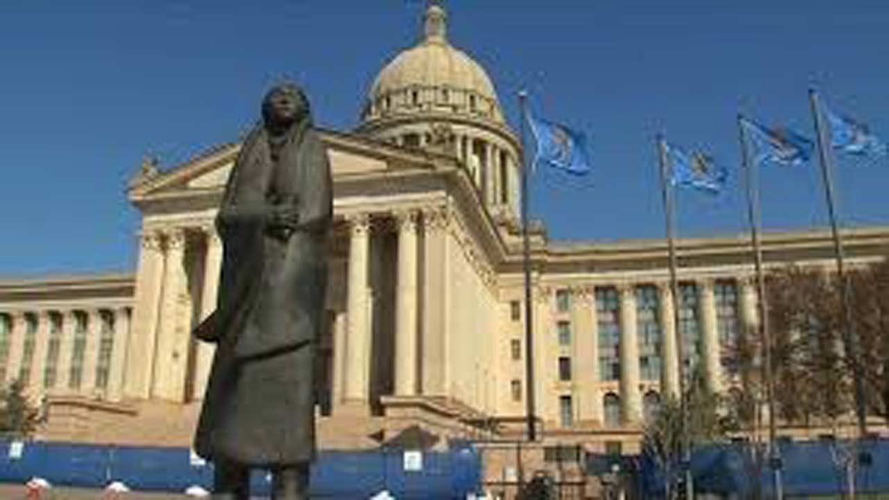 Bill Could Change How Underage Killers Are Sentenced In Oklahoma