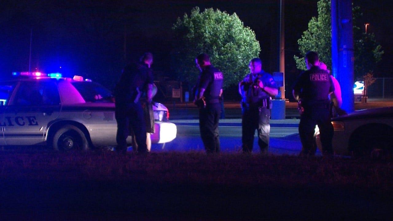 Tulsa Police Arrest Driver Of Stolen Pickup