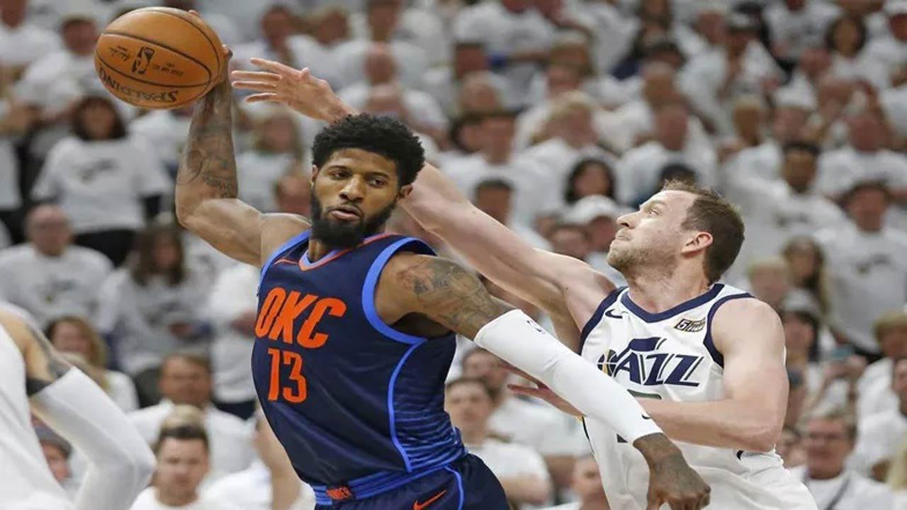 Utah Jazz Rout Thunder 113-96