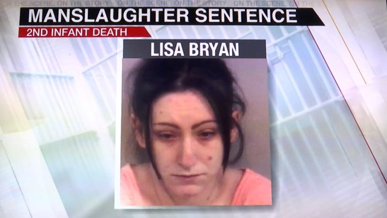 Woman Going To Prison Again After Pleading Guilty To Second Infant's Death