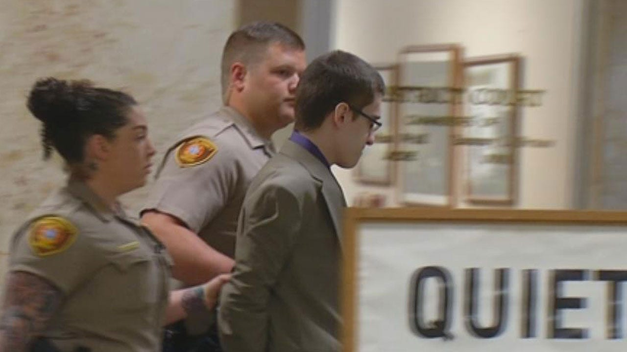 6-Inch Straight Blade Among Evidence Shown In Bever Murder Trial