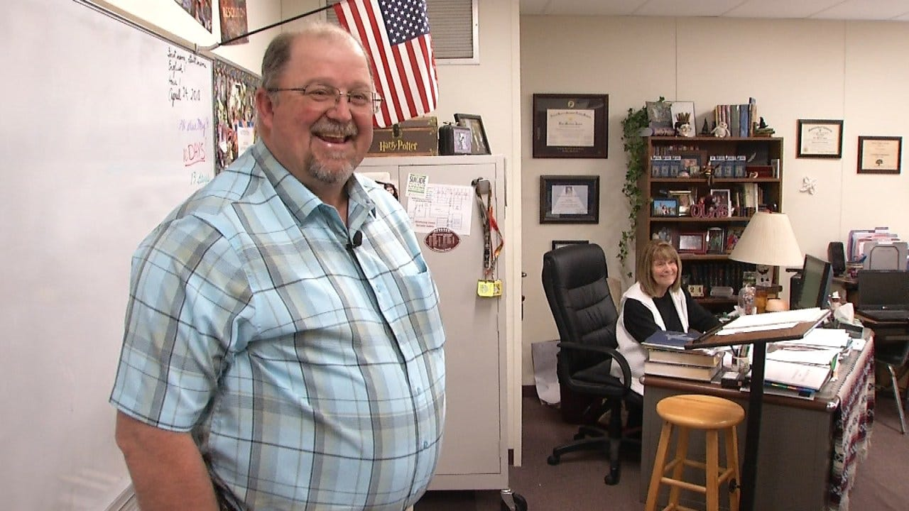Green Country Superintendent Running For State House
