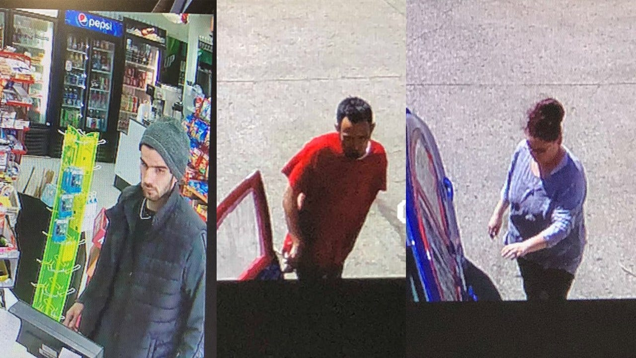 Okmulgee Police Want Help Identifying Persons Of Interest