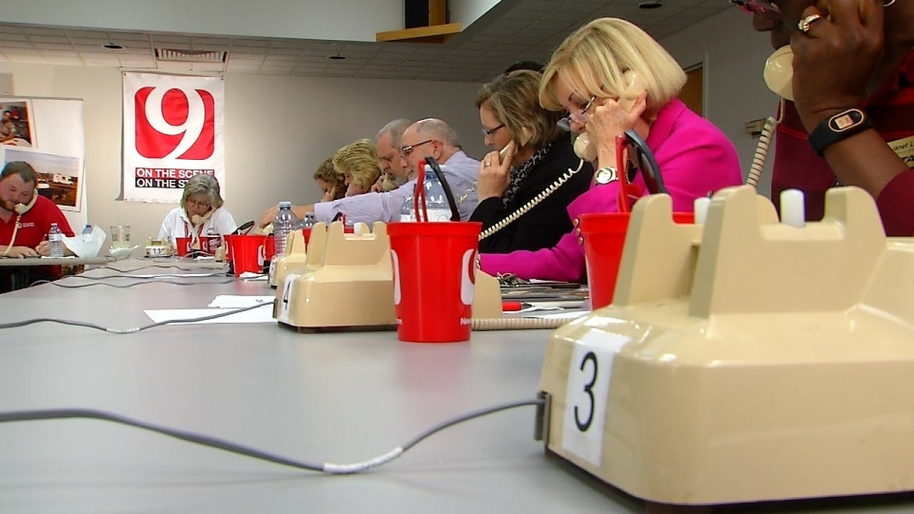 Thousands Raised In 'Healing The Heartland' Telethon