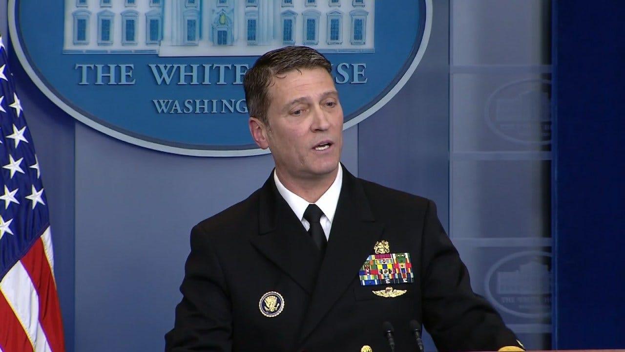 Nominee For VA Secretary Withdraws Amid Misconduct Claims