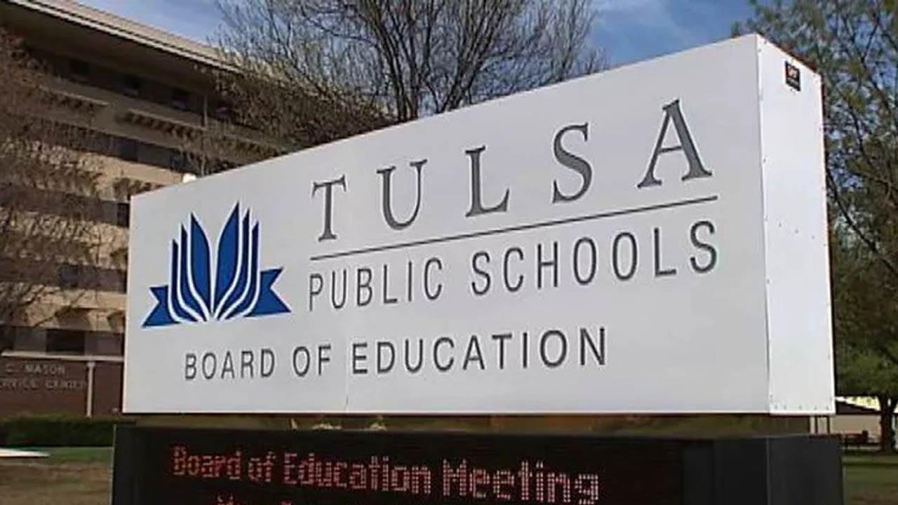 Tulsa Public Schools Holds Job Fair