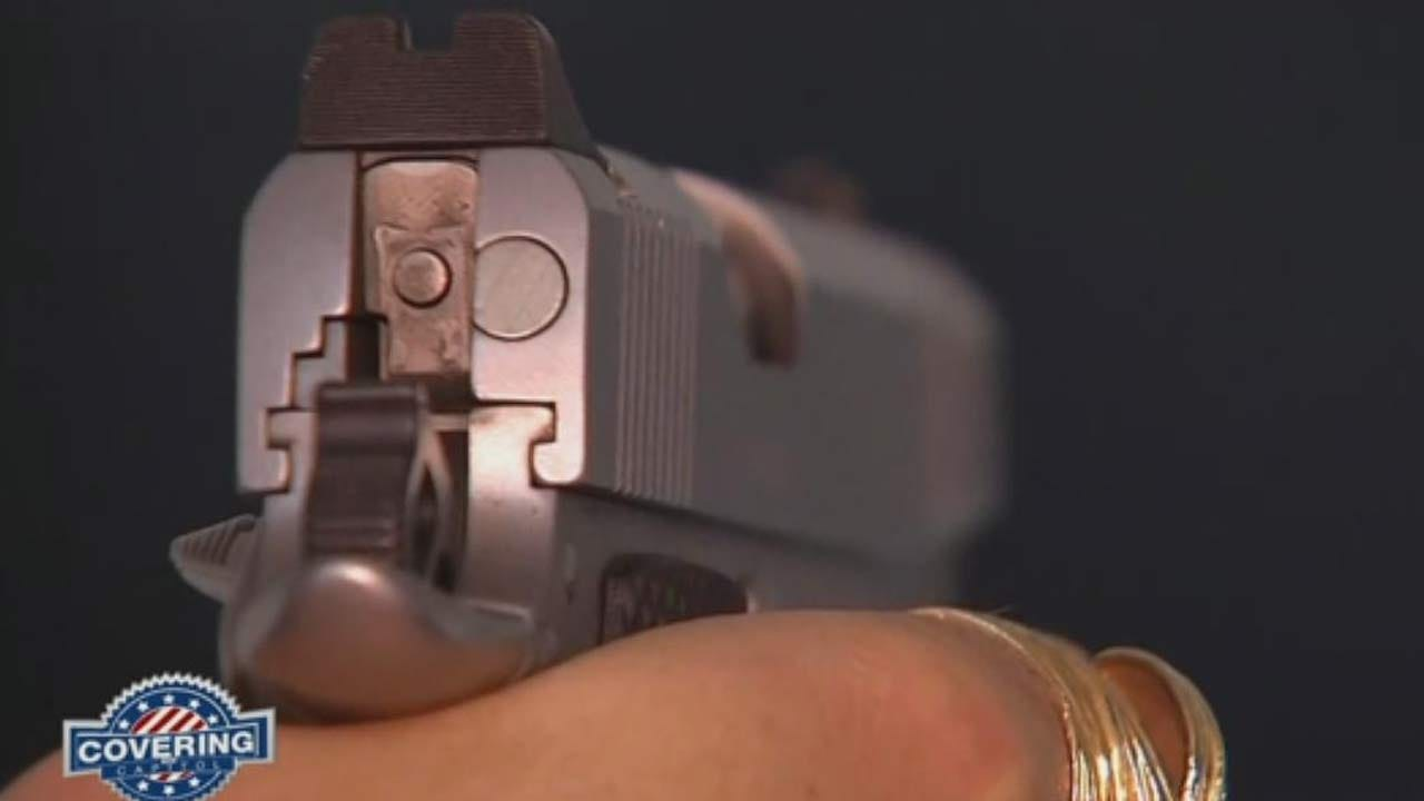 Backlash Rolls In Over Oklahoma 'Constitutional Carry' Gun Bill