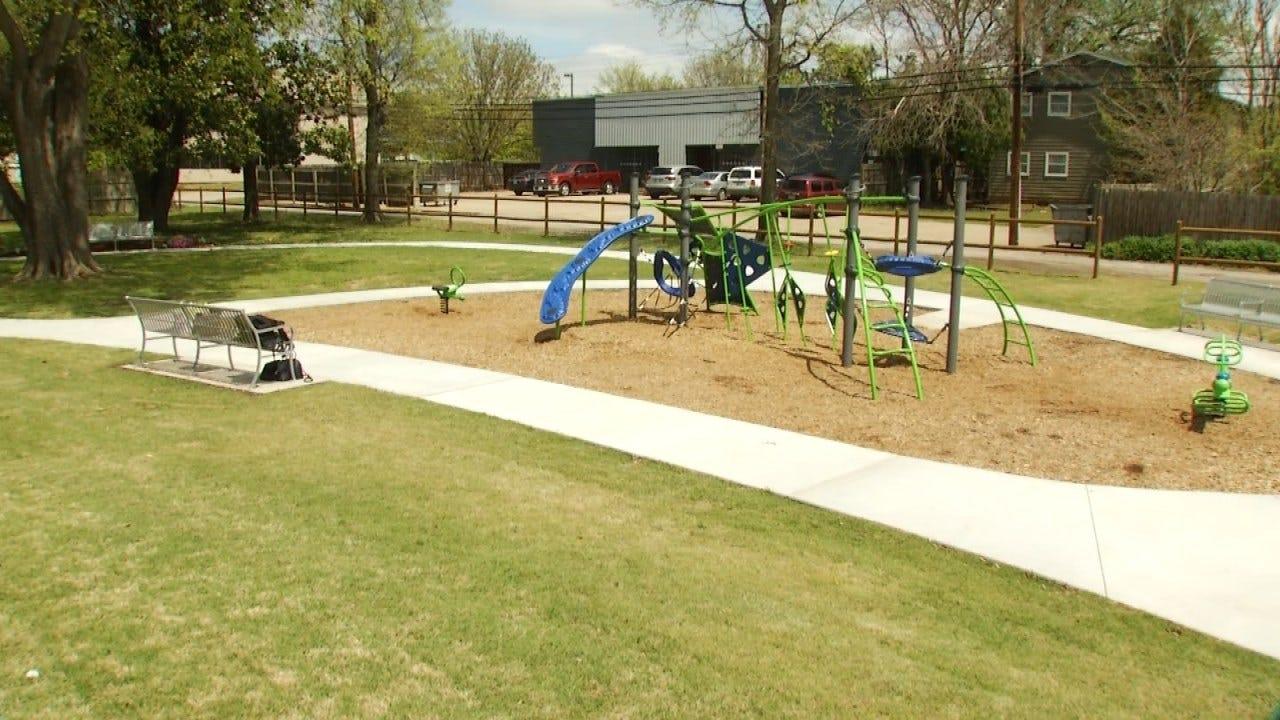 New Tulsa Park Dedicated