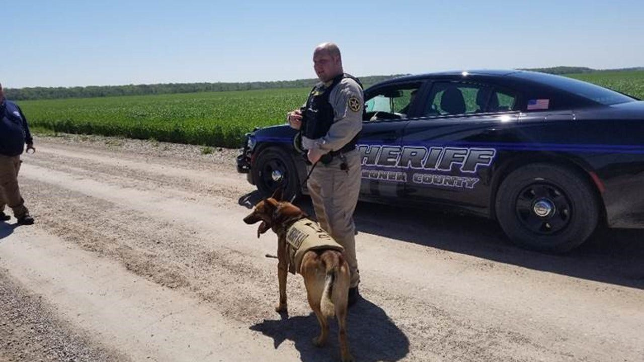 Burglary Suspects Caught In Wagoner County After 10-Hour Search